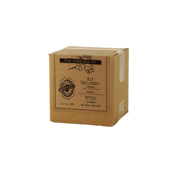 DIY1G Wine Essentials Kit