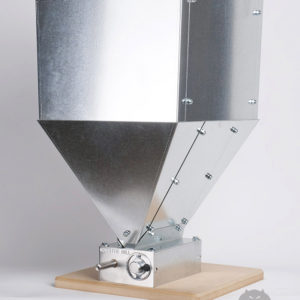 Hopper and Base for 2 roller Monster Mill