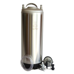 Kegging Kit - NEW KEG Liquid Only