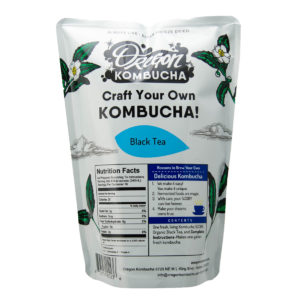 Oregon Kombucha Starter Kit -Black Tea