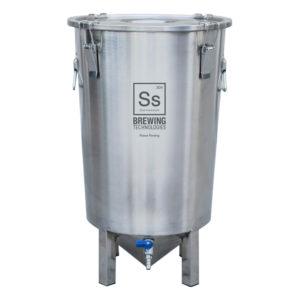 Brew Bucket Stainless Fermenter - 6.9 gallons
