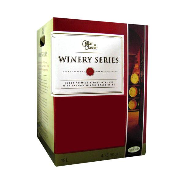 Super Tuscan Wine Kit