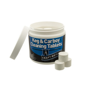 Craft Meister Keg & Carboy Tablets
