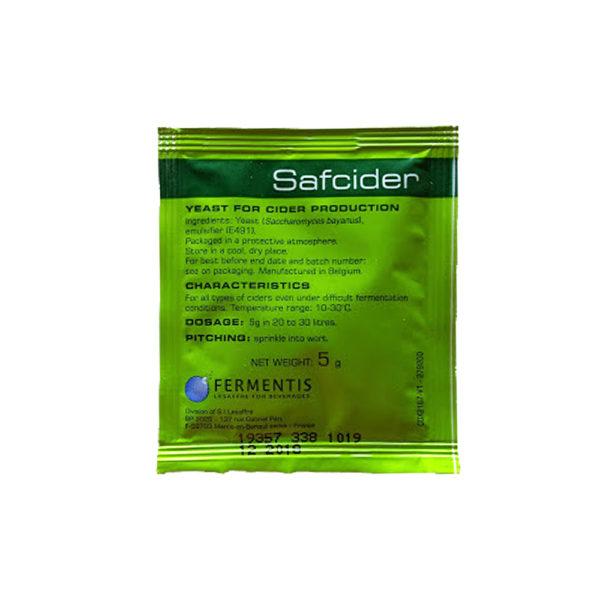 Fermentis Safcider Dry Cider Yeast