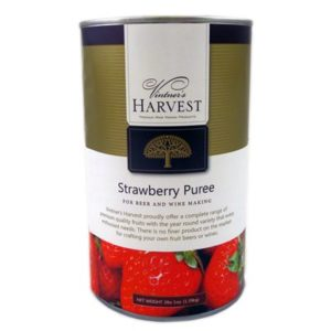Strawberry Puree - 49 oz