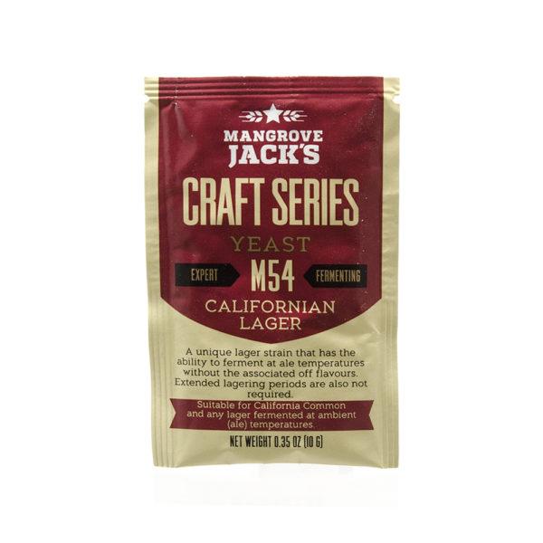 Mangrove Jack's M54 California Lager Yeast