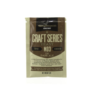 Mangrove Jack's M03 UK Dark Ale Yeast