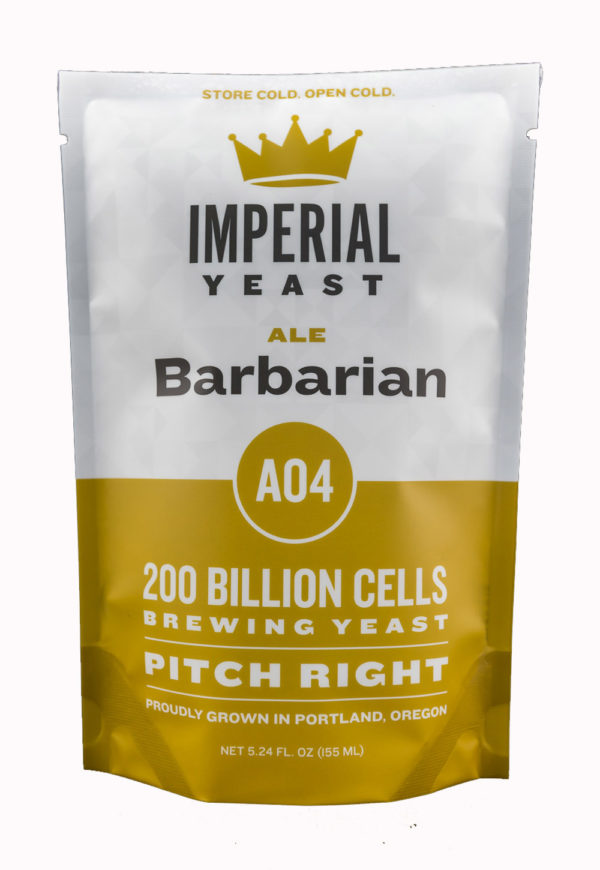 Barbarian - Imperial Yeast A04
