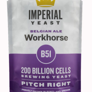 Workhorse - Imperial Yeast B51