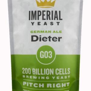 Dieter - Imperial Yeast G03