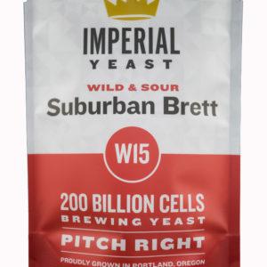 Suburban Brett - Imperial Yeast W15