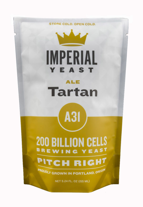 Tartan - Imperial Yeast A31