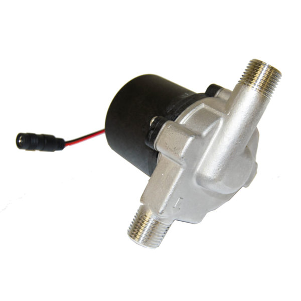 Topsflo Brewing Pump - Stainless Steel Head