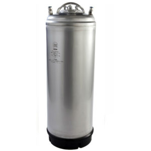 New Keg - 5 gallon Ball LockSingle Handle