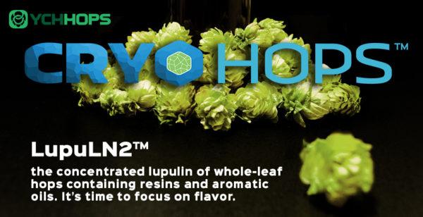 Cryo Hops LupuLN2