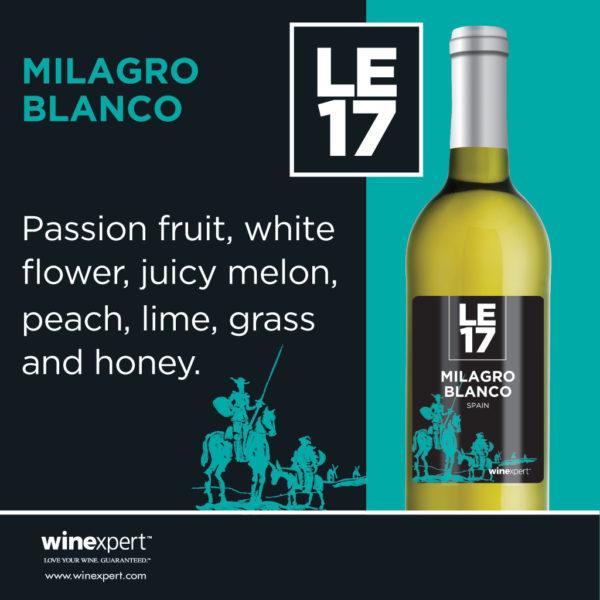 LE2017 Milagro Blanco