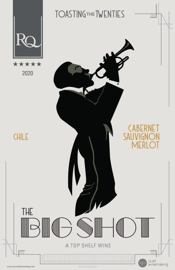 2020RQ - Chile Cabernet Sauvignon Merlot
