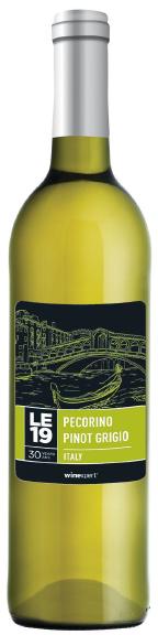 LE2019 Pecorino Pinot Grigio Wine kit - JAN