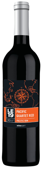 LE2019 Pacific Quartet Red Wine kit - FEB