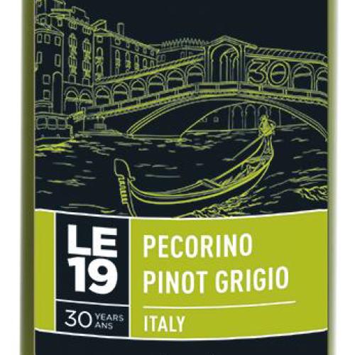 LE2019 Pecorino Pinot Grigio Wine kit