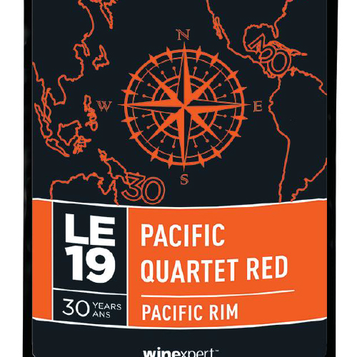 LE2019 Pacific Quartet Red Wine kit