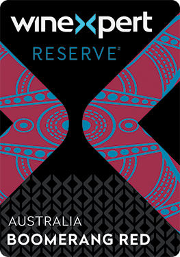 Reserve Australian Boomerang Red